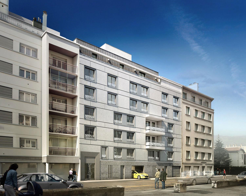 Villa Saint-Martin à Grenoble : vue d'architecte 03