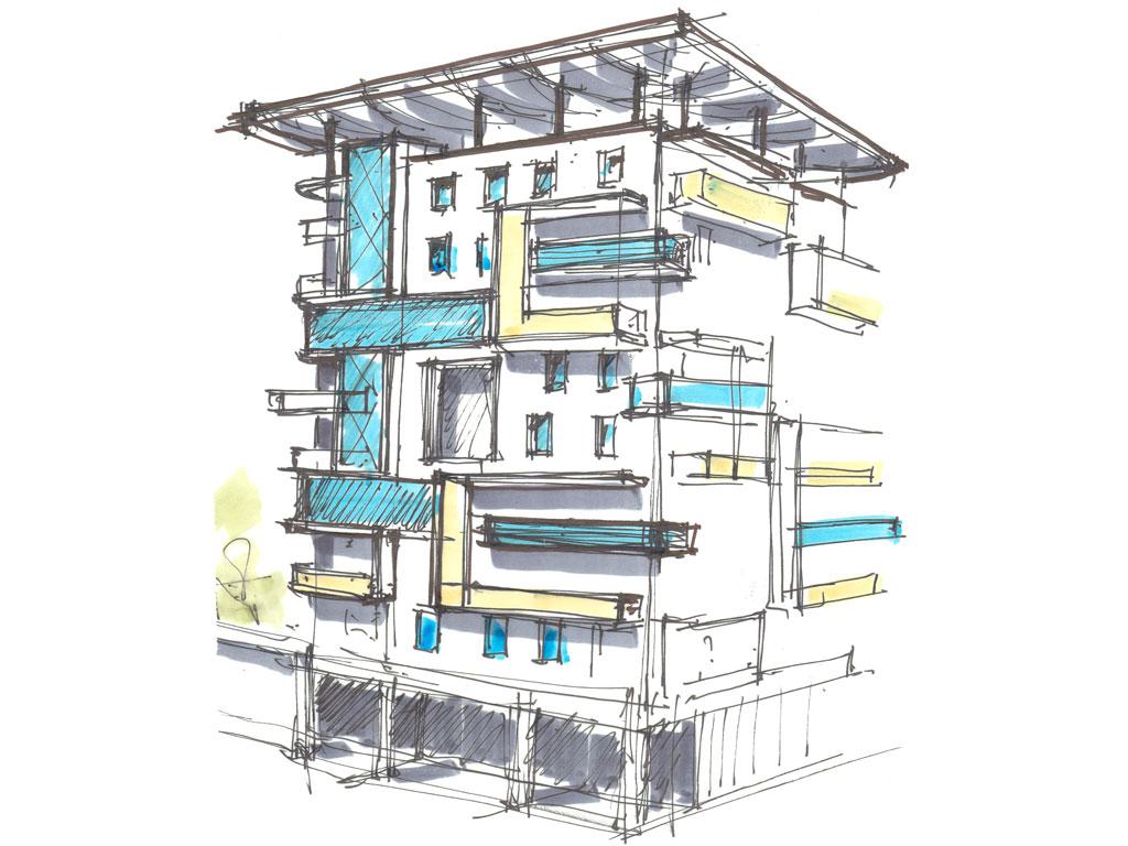 Esquisse Architecte 01