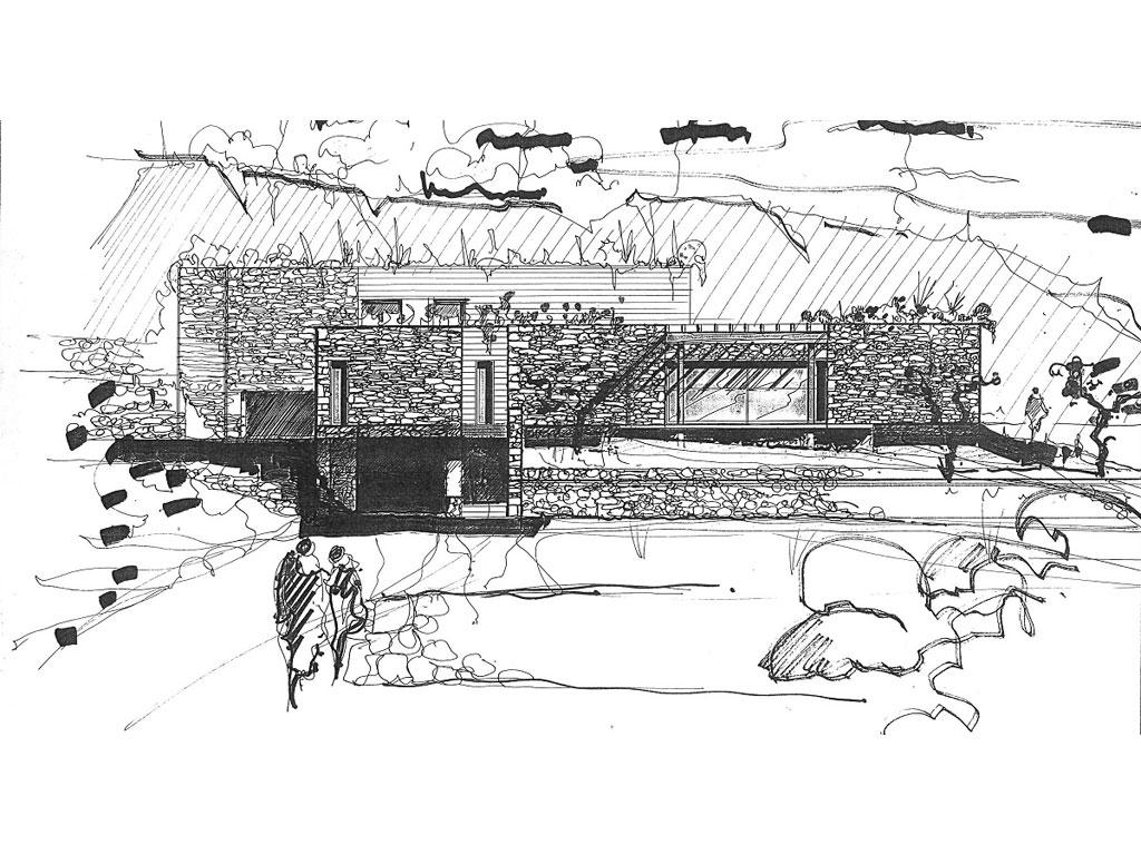 Esquisse Architecte 06