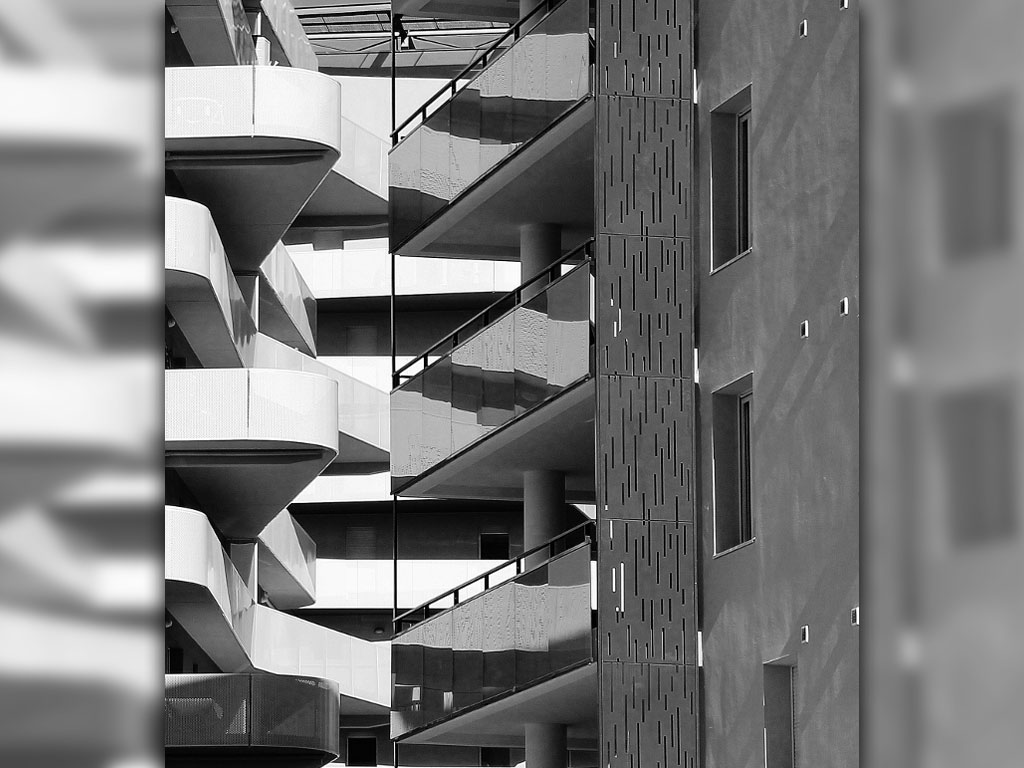 Plan resserré architecture 04