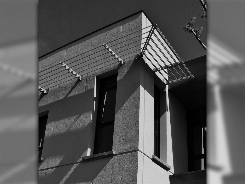 Plan resserré architecture 06